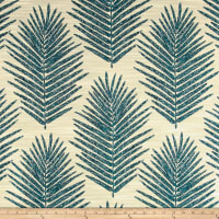 Artistry Palm Beach Seaspray Jacquard Teal