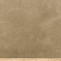 Richloom Tough Faux Leather Safari Sandstone