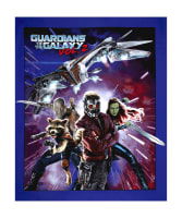 """Marvel Guardians Of The Galaxy Guardians Of The Galaxy Vol. 2 36"""" Panel Multi"""