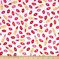 Kaufman Love And Lipstick Sprout White Lips Lipstick,