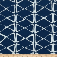 Kaufman Mark To Make Triangles Indigo