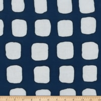 Kaufman Mark To Make Squares Indigo