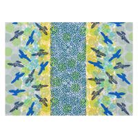 Kaufman Musings Birds Panel Laguna