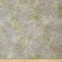 Kaufman Artisan Batiks Regal 3 Swirls Antique