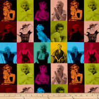 Kaufman Marilyn Monroe Digital Block s Multi