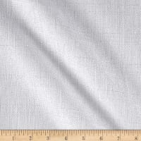 World Wide Metallic Drapery Sheers Mesa Pure White