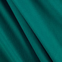Fabric Merchants Double Brushed Solid Stretch Jersey Knit Jade