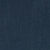 Covington Linen Blend Solid Smokey Blue