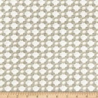 Schumacher Betwixt Jacquard Stone/White