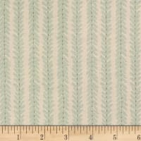 Schumacher Woodperry 100% Linen Blue