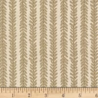 Schumacher Woodperry 100% Linen Brown