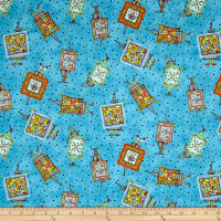 Salem Quilt Show Show & Tell Blue