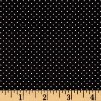 Sorbet Essentials Mini Dot Black