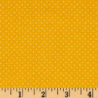 Sorbet Essentials Mini Dot Yellow