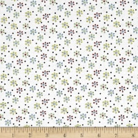 Patchwork Farms Small Flower White