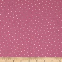 QT Fabrics Patchwork Farms Dots Pink