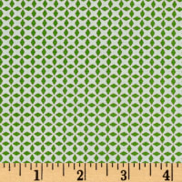 Patchwork Farms Geo Grid Green