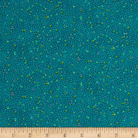 Ink & Arrow Ashtyn Mini Dots Med. Teal