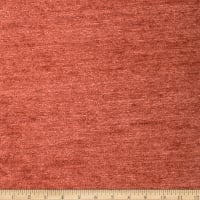 Fabricut Aquarelle Italian Cotton Blend Chenille Redwood