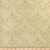 Fabricut Babington Wallpaper Mushroom (Double Roll)
