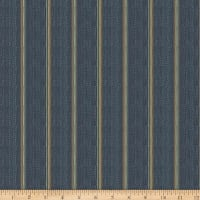 Fabricut Film Stripe Denim
