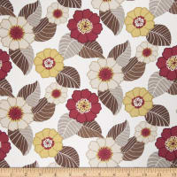 Fabricut Outlet Cotton Duck High Society Sienna