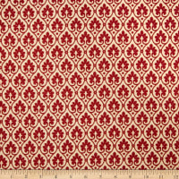 Fabricut Outlet Hopton Linen Blend Berry Ja