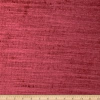 Fabricut Lexington Velvet Bordeaux
