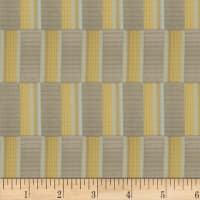 Fabricut Outlet Oblong Check Chartreuse