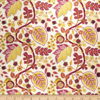 Fabricut Smooth Talk Berry