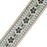 "French General 2.75"" Trianon Trim Bleu"