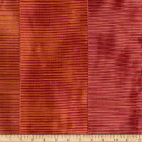 Fabricut Outlet Valli Taffeta Red