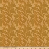 Fabricut Waterbrook Faux Silk Ginger