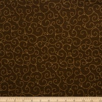 Fabricut Outlet Whirling Molasses