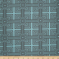 Trend Outlet 02481 Faux Silk Turquoise