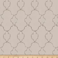 Trend 04258 Faux Silk Natural Taupe