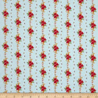 Penny Rose Farmhouse Stripe Blue