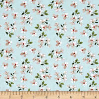 Penny Rose Farmhouse Toss Blue