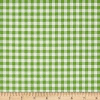 Riley Blake Bake Sale 2 Gingham Green