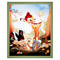 "Disney Bambi And Friends 36"" Panel Multi"