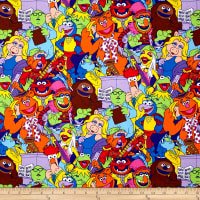 Disney Muppets Muppets Packed Multi