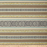 Artistry Navajo Southwest Stripe Jacquard Las Cruces Taupe