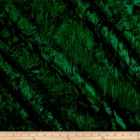 Alpine Crushed Velvet Emerald