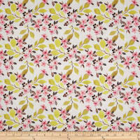 Cherish Small Floral LT Gray