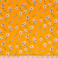 Liberty of London Tana Lawn Melody Small Yellow Multi