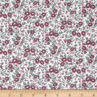 Liberty of London Tana Lawn Alpine Daisy Pink