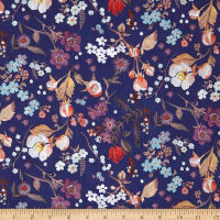 Liberty of London Tana Lawn Heidi Blue Multi