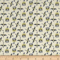 Liberty Fabrics Tana Lawn Crescendo Yellow