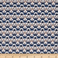Liberty of London Tana Lawn Wolf Pack Blue
