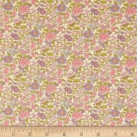 Liberty of London Tana Lawn Favourite Flowers Pink Multi